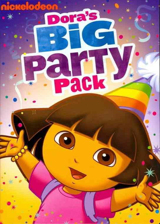 DORA THE EXPLORER:DORA'S BIG PARTY PA BY DORA THE EXPLORER (DVD)