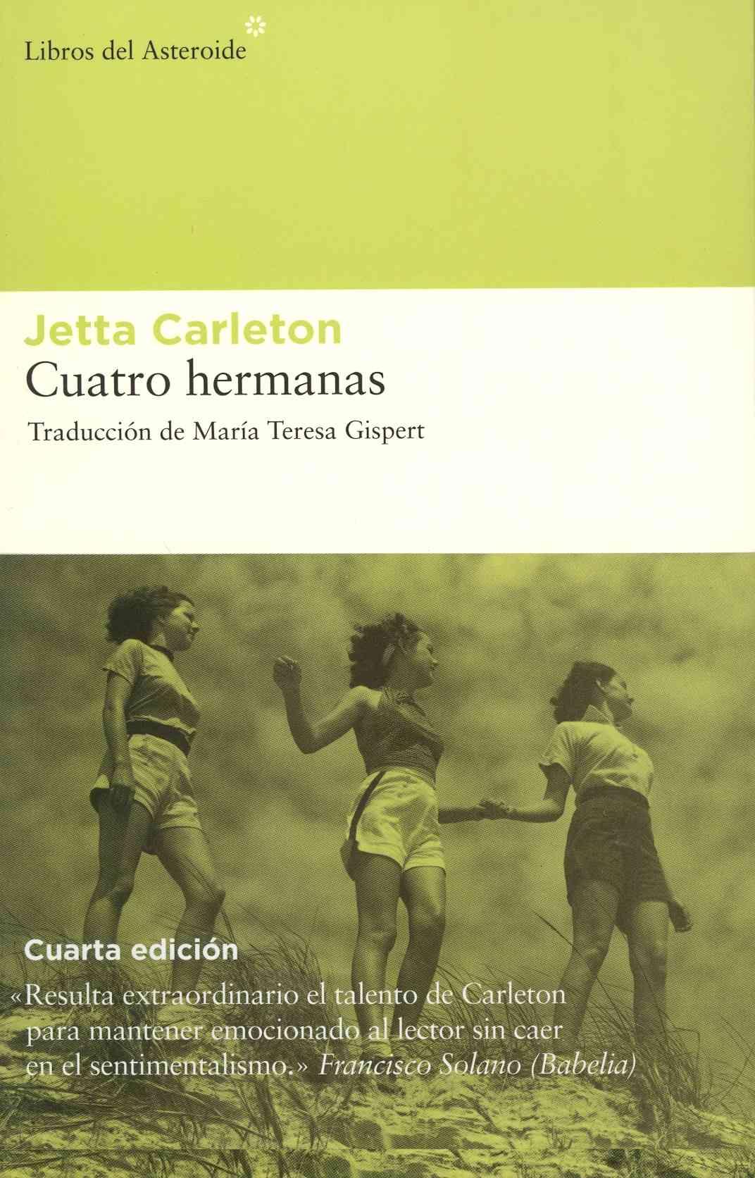 Cuatro hermanas / 4 Sisters By Carleton, Jetta/ Gispert, Maria Teresa (TRN)